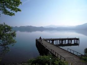 十和田湖桟橋