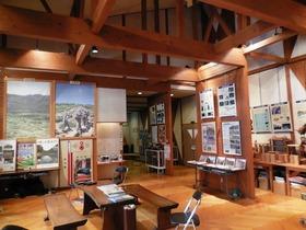 米沢市森林体験交流センター 内部.JPG