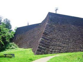 青葉城石垣