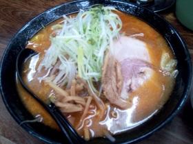 麺次郎 味噌ラーメン